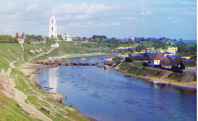 Rzhev 1910 11
