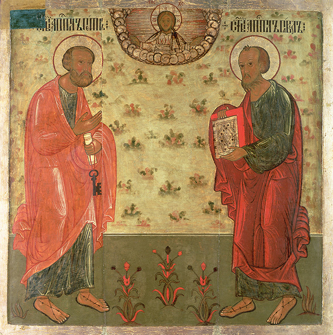 Peter and Paul 1708