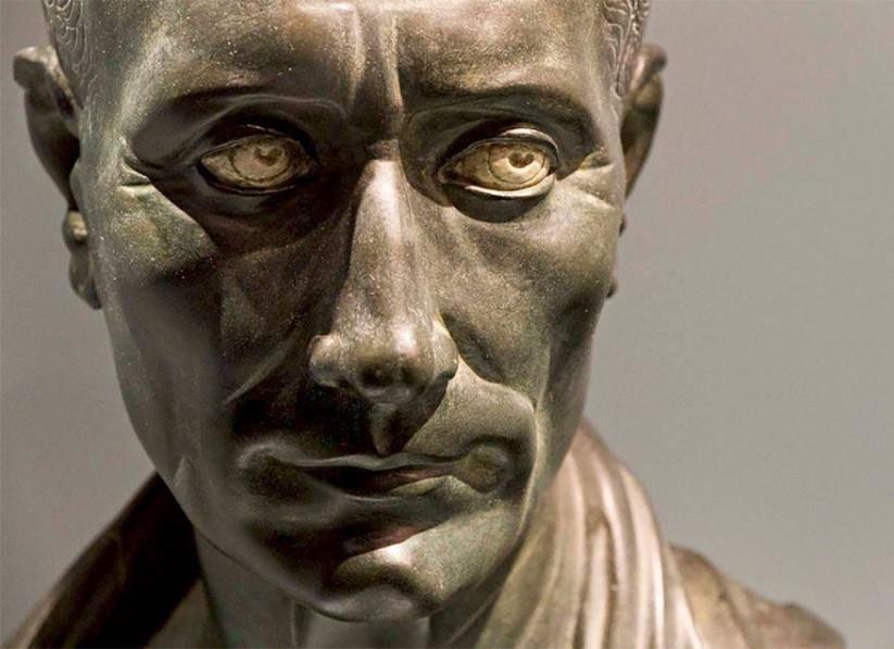 Gaius Iulius Caesar, Neues Museum, Berlin