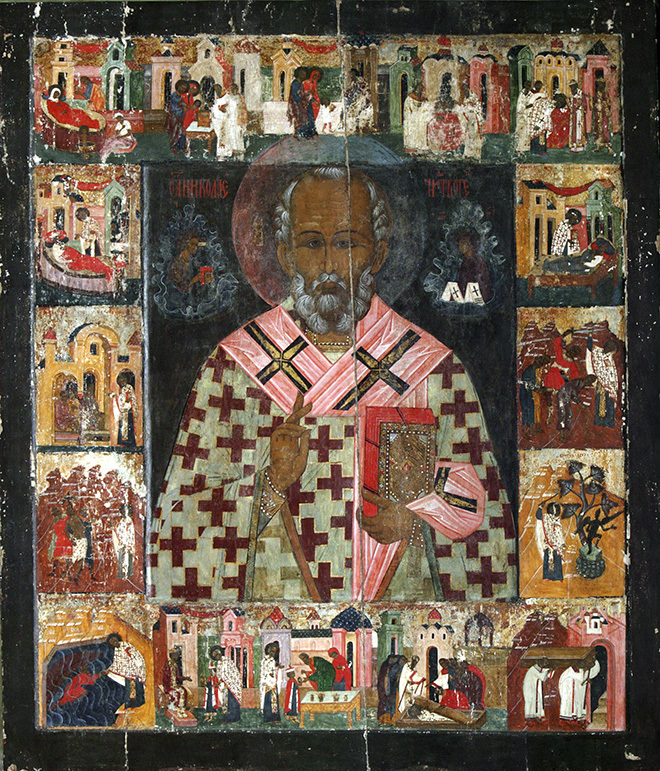 St Nikolas, XVI c.