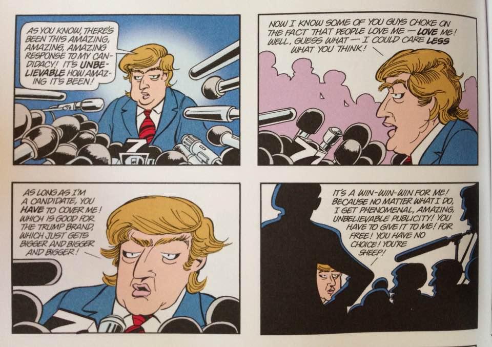 Show Doonesbury on Trump