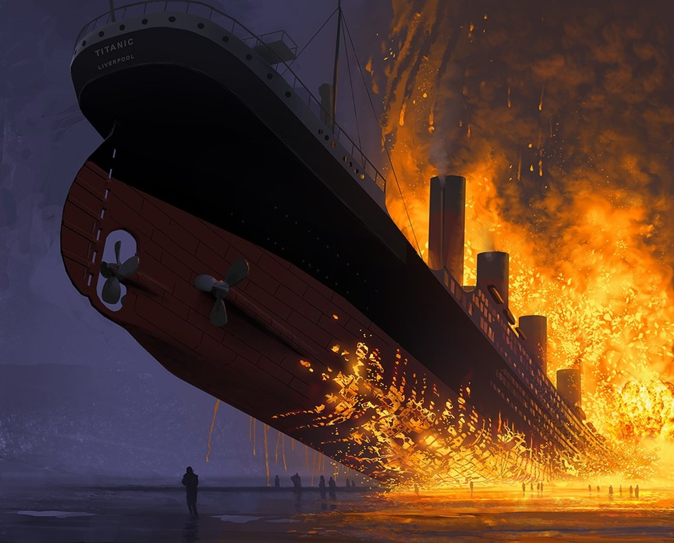 TitanicPlusHindenburg