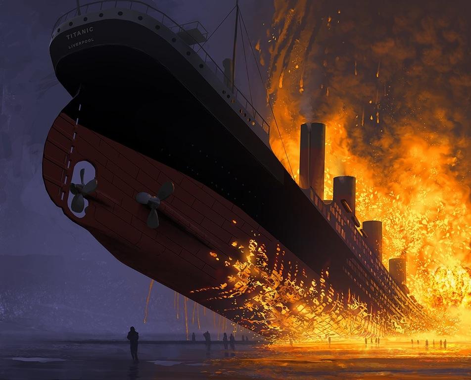 TitanicPlusHindenburg