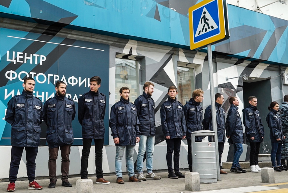 Officers of Russia - Moscow Lumier Gallery