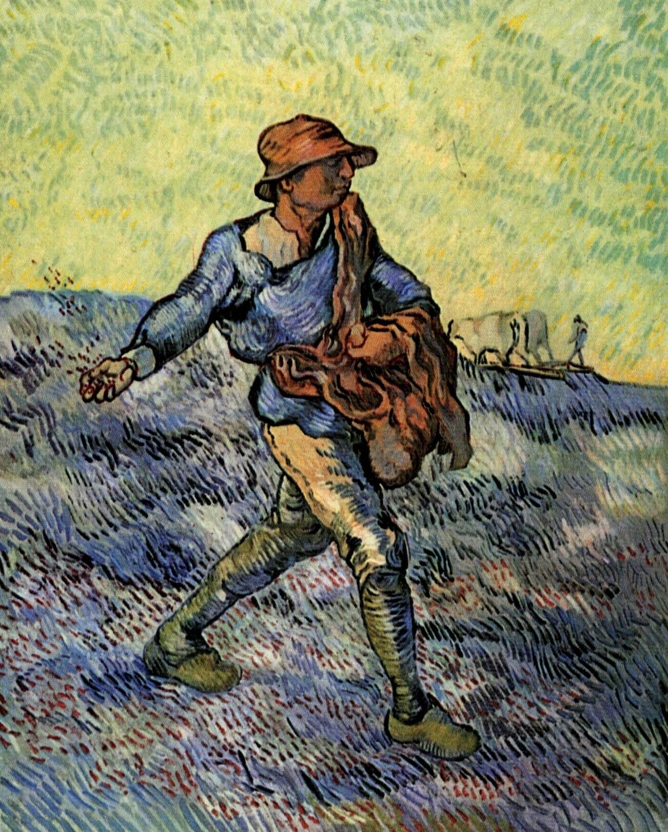 Sower 1889