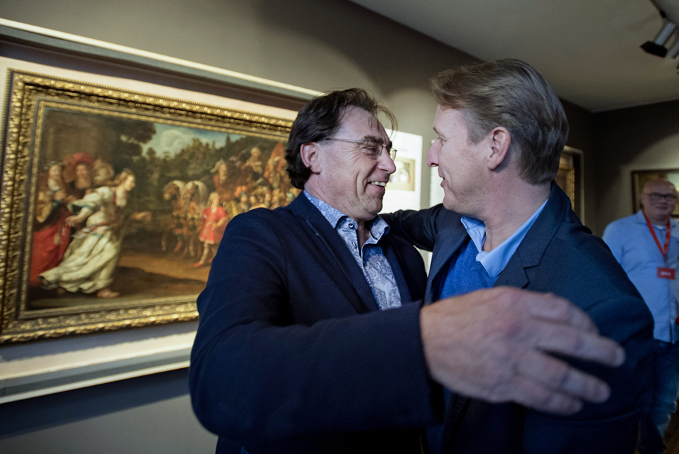 Stolen Dutch Painting 3