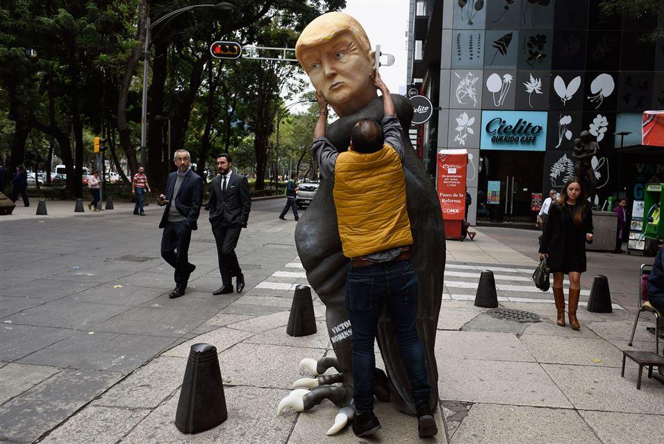 Trump as Buzzard