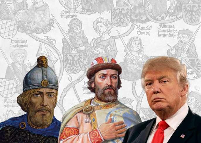Who is mr Trump - Rouric of Varjags