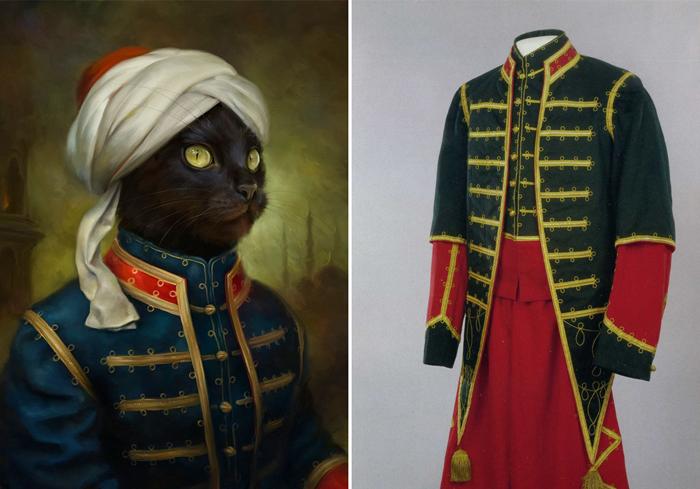 Hermitage Cats 3