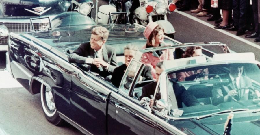 Kennedy was shot