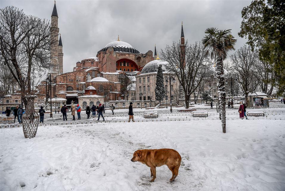 Hagia Sophia January 8 2017