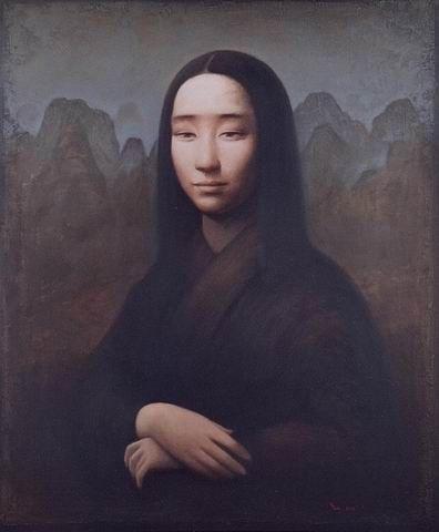 China Gioconda by Xin Yin