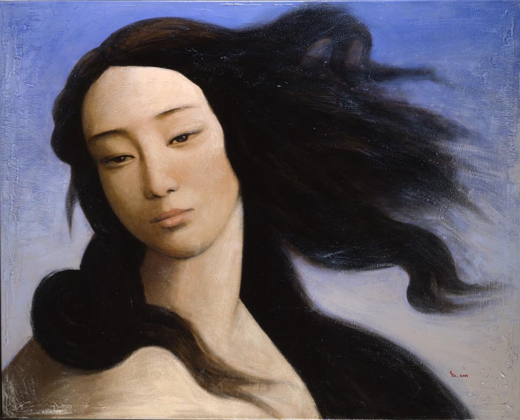 China Aphrodite by Xin Yin