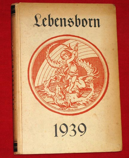 Lebensborn 1939