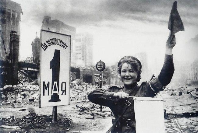 May 1 Berlin 1945