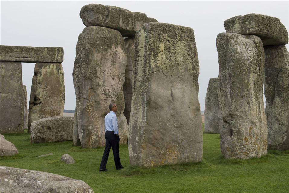 Barrack in Stonehenge