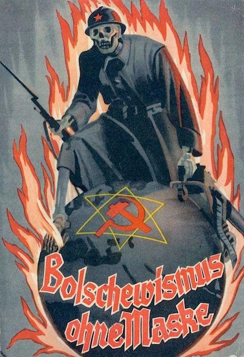 Poster 5  Bolshevism-Unmasked