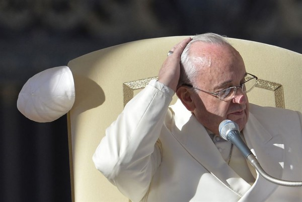 pope and the wind