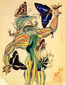 Salvador Dali, Illustration for Tres Picos, 1955