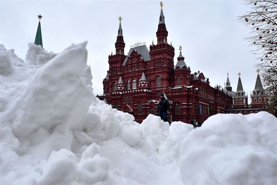 Moscow Snow