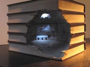 landscape of book