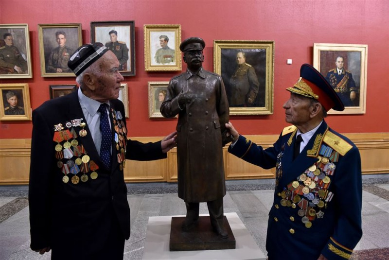 Veterans and Stalin