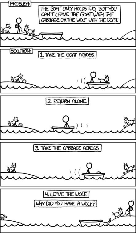 как крестьянину доставить  во  лодке