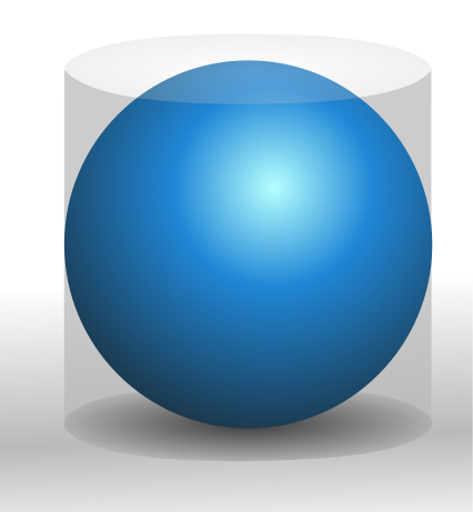 шарик в цилиндре
