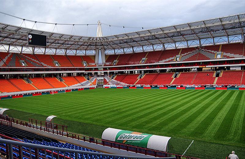 стадион в Черкизово