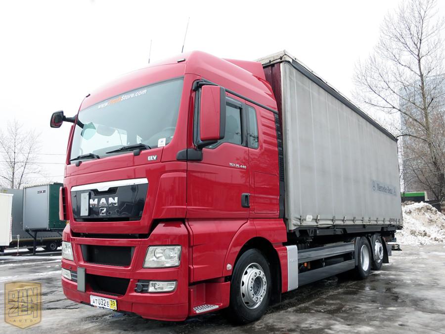 купить грузовик на 16 кубометров с тентом очень