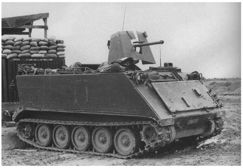 Безоткатный М113
