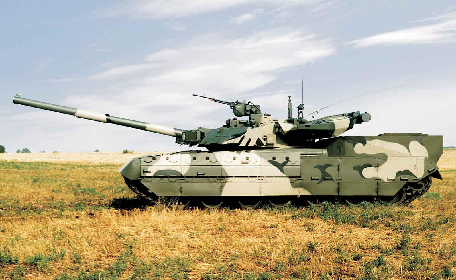 БТМП-84 и немного о ней