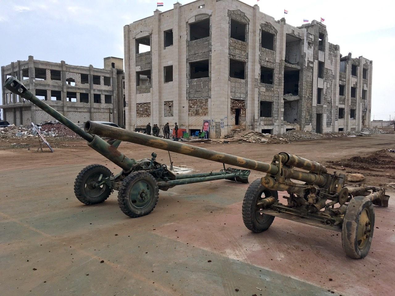 Арт - винтаж в Сирии