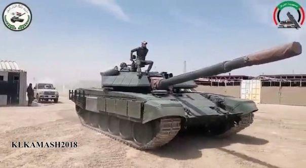Русский иракец по-ирански