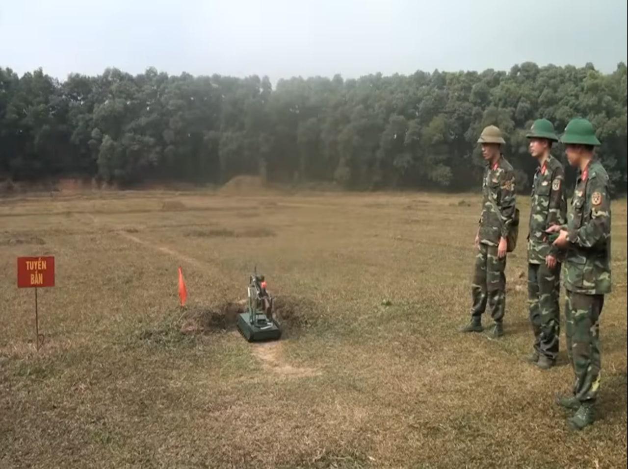Вьетнамский боевой робат