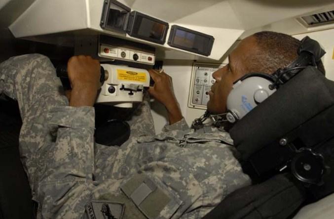 A4508-M1 Simulator-PFC Steele- Driver