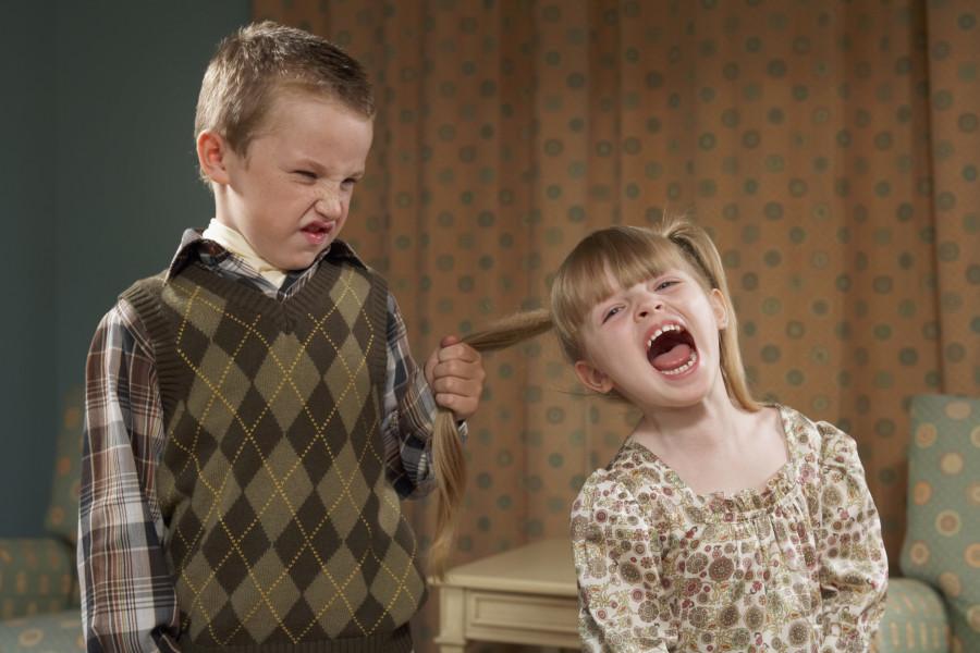 Как отрываются брат с сестрой