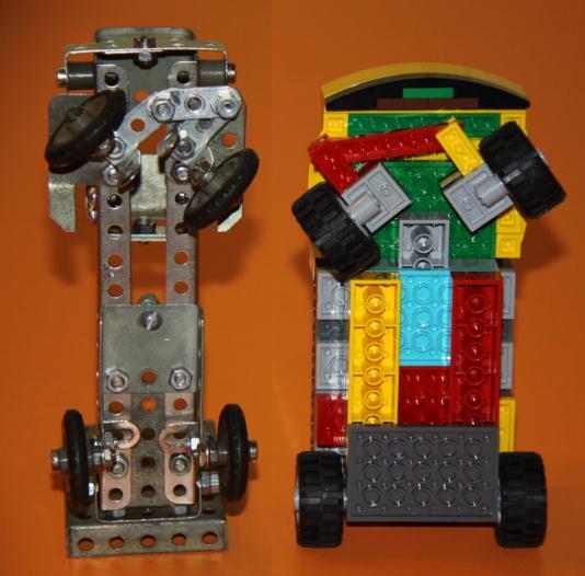 """Бред Сивой Кобылы """" Нормальный конструктор и Лего."""