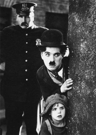 Чаплин Малыш