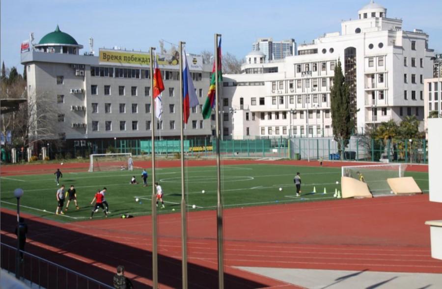 Стадиончик