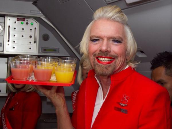 фото страшной стюардессы