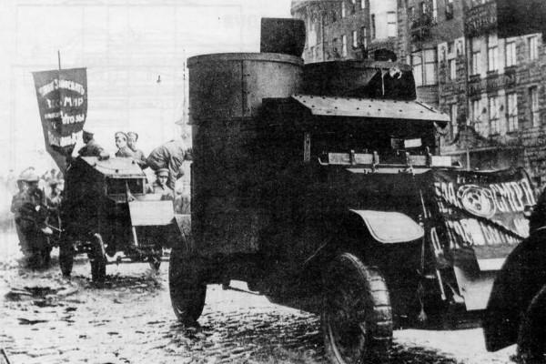 Харьков, первый год Советской власти