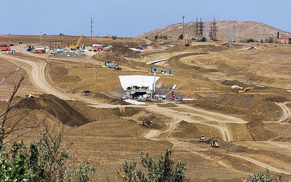 Крымский железнодорожный тоннель: еще одна «стройка века»