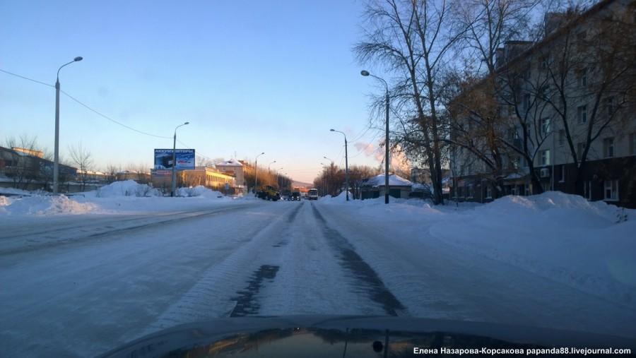 дороги чистят комсомольск (2)