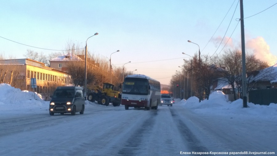 дороги чистят комсомольск (3)