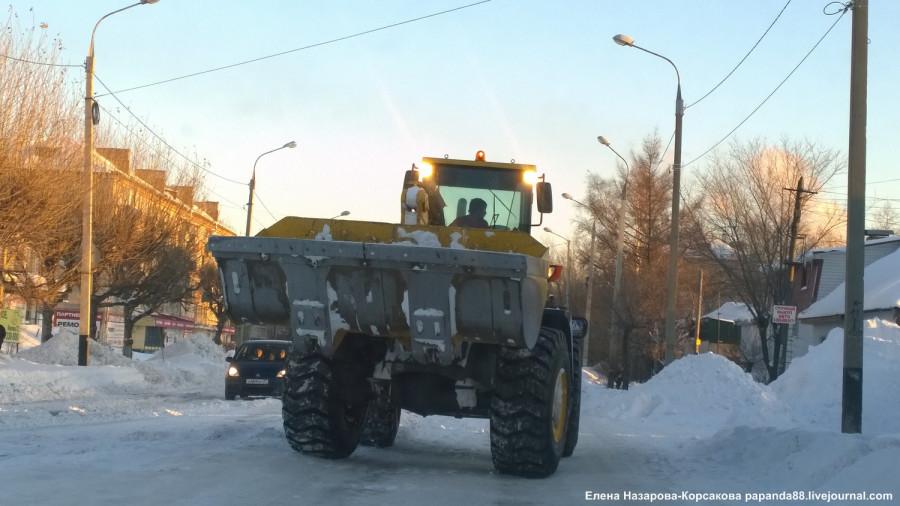 дороги чистят комсомольск (4)