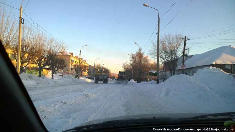дороги чистят комсомольск (5)