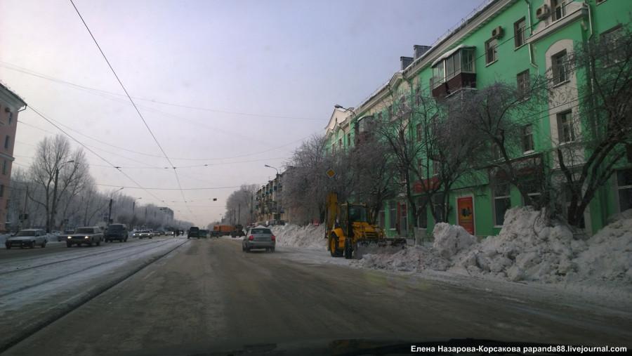дороги чистят комсомольск (6)