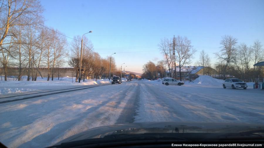дороги чистят комсомольск (1)