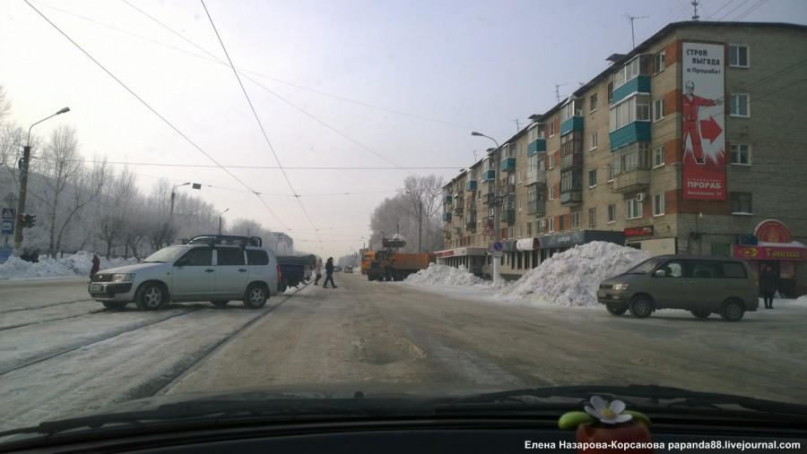 дороги чистят комсомольск (7)